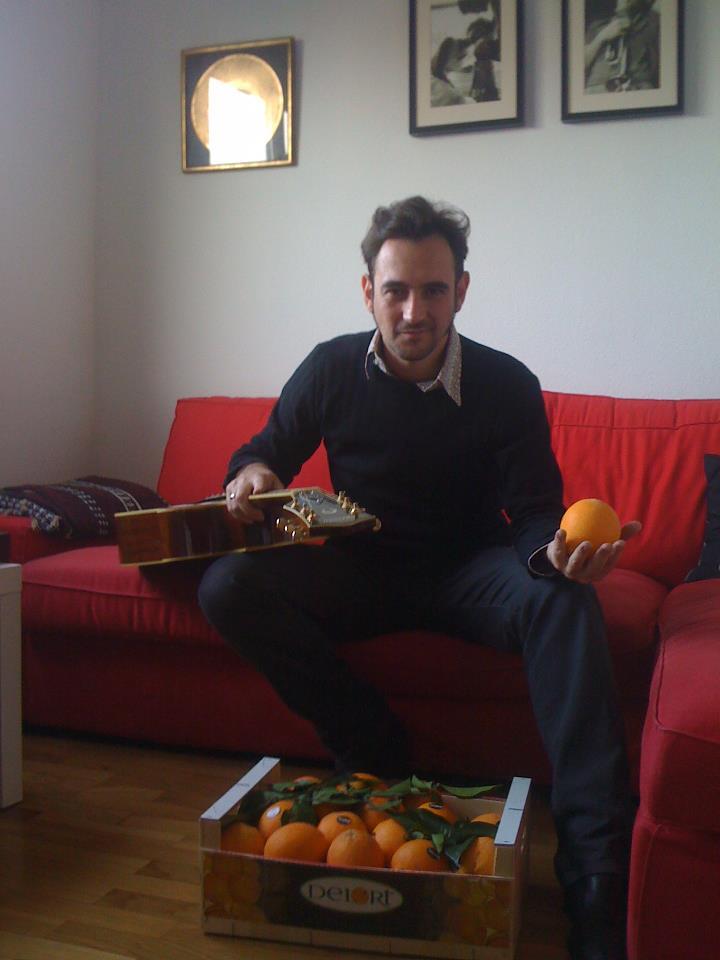 Igor Paskual (guitarra de Loquillo)